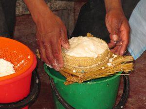 Bolivian cheese
